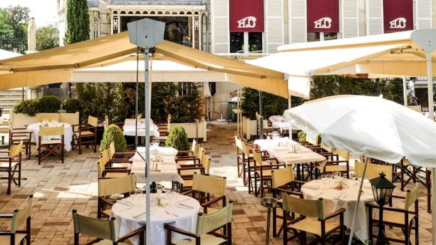 Brasserie Flo Reims La terrasse