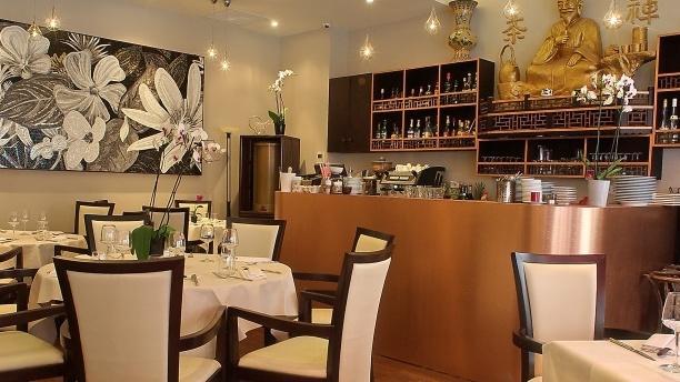Zen Garden Salle du restaurant