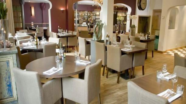 Brasserie Vulders Het restaurant