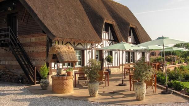 L'Auberge de la Motte terrasse
