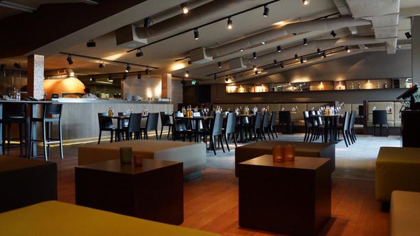 WOODSTONE Pizza and Wine Hoofddorp Het restaurant