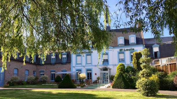 Hostellerie Saint-Louis Devanture