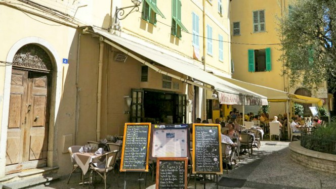 Le Stanley - Restaurant - Menton