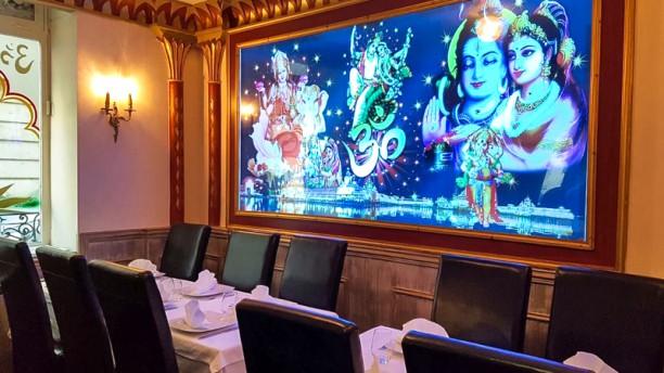 Suraj Salle du restaurant