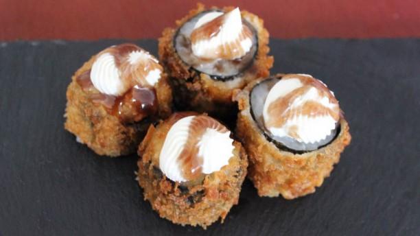 Sushi Pai Sugestão do chef