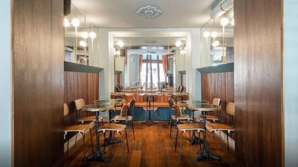 Baroom Salle du restaurant