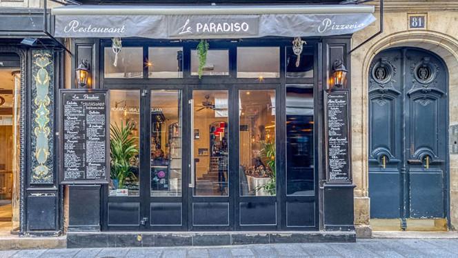Le paradiso - Restaurant - Paris