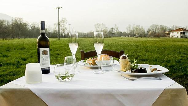 Ristorante Primavera tavolo