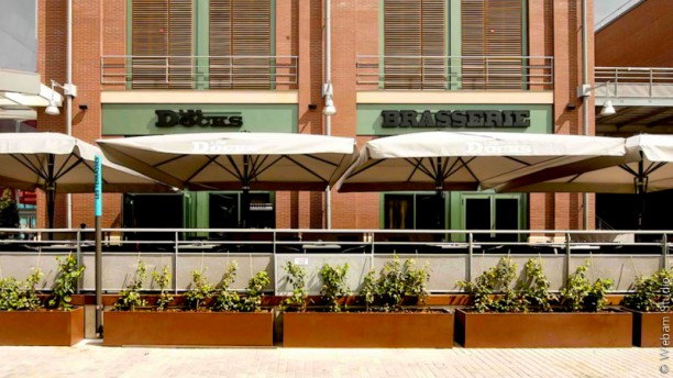 Brasserie Les Docks Devanture