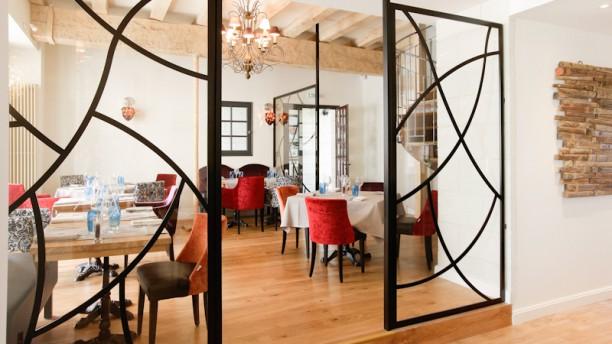 Restaurant le plantagen t h tel la croix blanche i fontevraud l 39 abbaye - Le bureau croix blanche ...