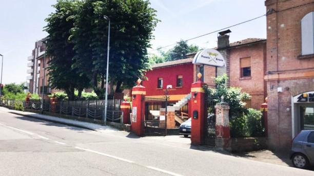 San Pedro La entrata
