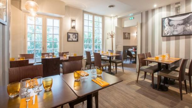 La brasserie italienne restaurant 73 avenue kl ber 75016 paris adresse horaire - Brasserie porte de versailles ...
