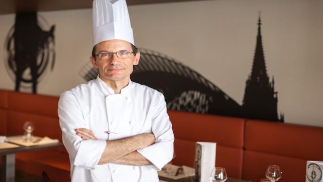 Chef - Silk Brasserie - Hôtel Sofitel, Lyon