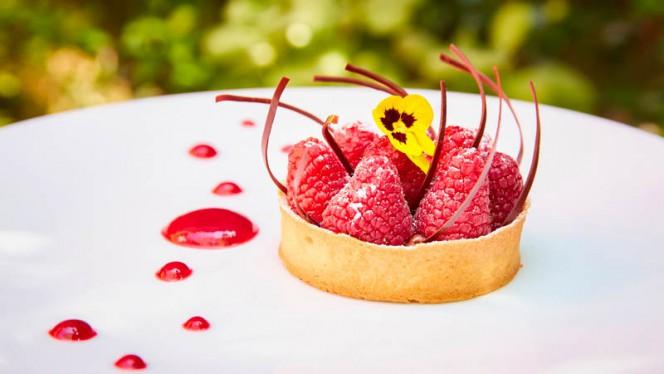 Dessert - Silk Brasserie - Hôtel Sofitel, Lyon