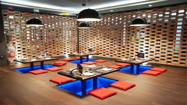 Sushi Sun Magliana Vista sala