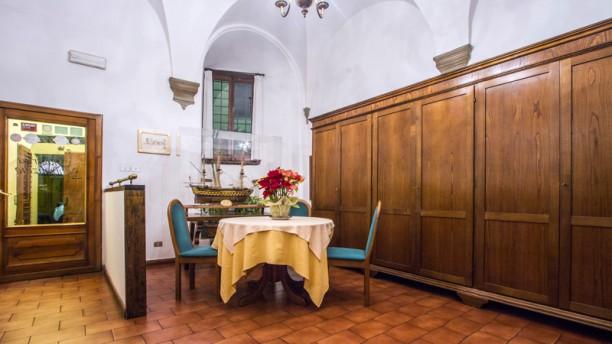 Taverna Del Bronzino Vista sala