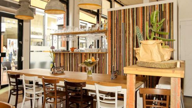 Gavi Lokaal Het restaurant