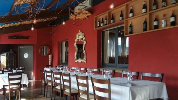 Can Tastet Sala del restaurante