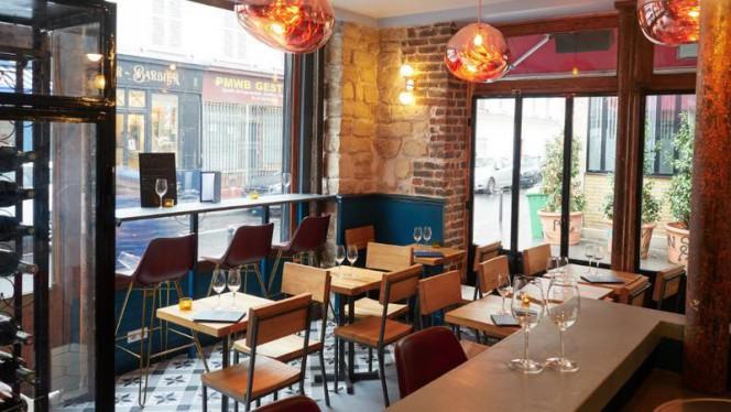 Redd Oberkampf - Restaurant - Paris