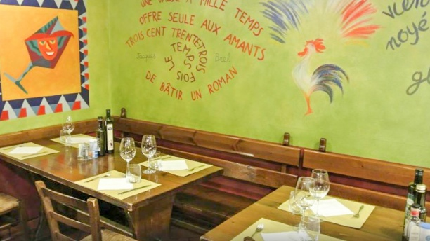 Taverna Degli Amici Vista sala