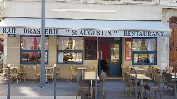 Saint-Augustin Entrée
