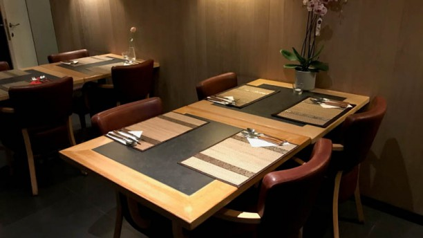 Phaya Thai Restaurant Vue de la salle