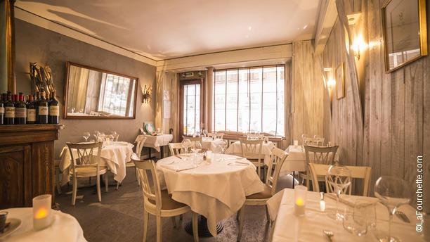 Restaurant les messugues paris 75017 ternes porte - Auberge dab porte maillot restaurant ...