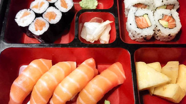 Roppongi sushi