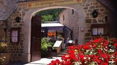 Restaurant Didier Cozzolino - La Grange Te... Français