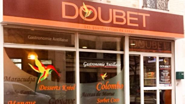 Doubet - Les Gourmandises du Coeur Devanture