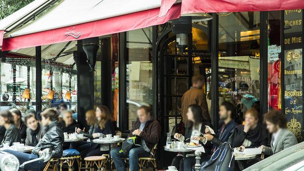 Cafe Republique Menu