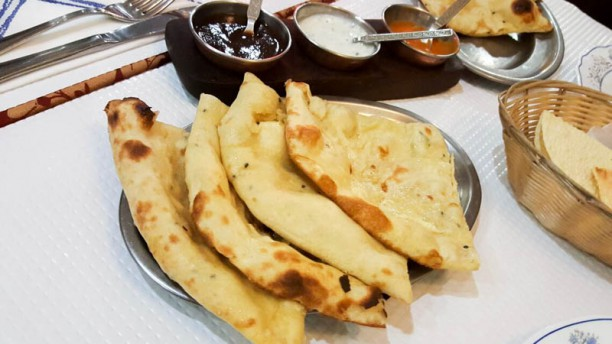 Real Nepal Sugestão prato