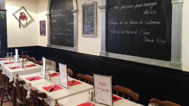 Don Jacomo - Restaurant - Paris