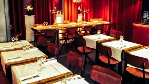 Comptoir des mers restaurant 1 rue de turenne 75004 - Le comptoir des mers paris ...