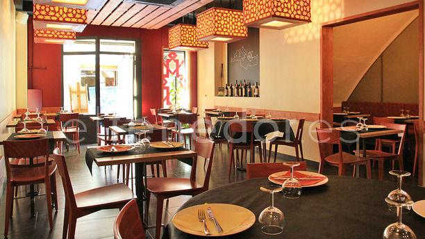Restaurante karakala en barcelona paseo de gracia - Restaurante en paseo de gracia ...