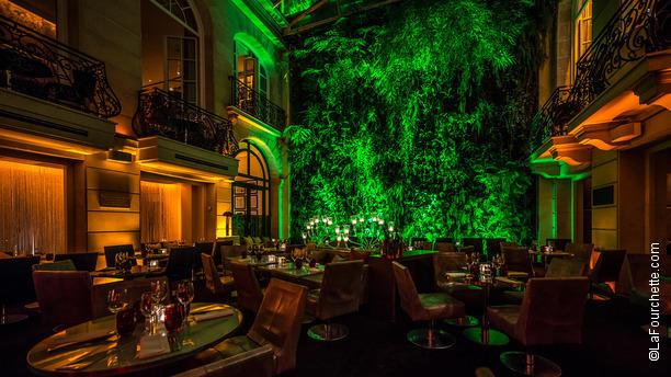 Pershing Hall Restaurant Paris France