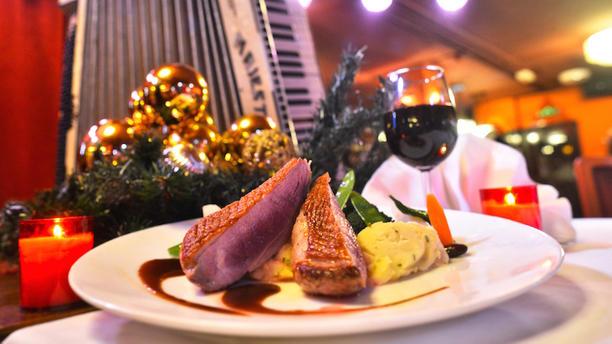 Dinnershow Paleis van de Weemoed Suggestie van de chef