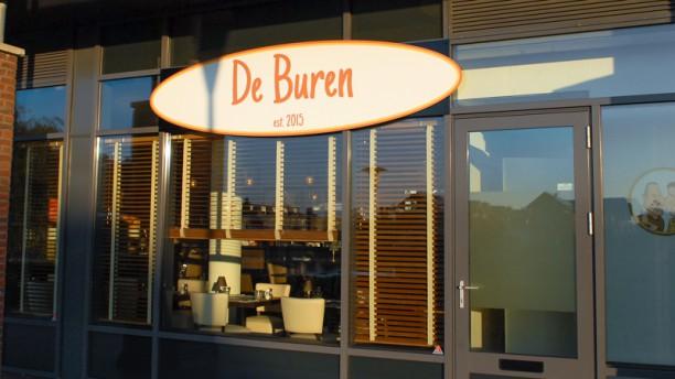 De Buren Barendrecht Het restaurant