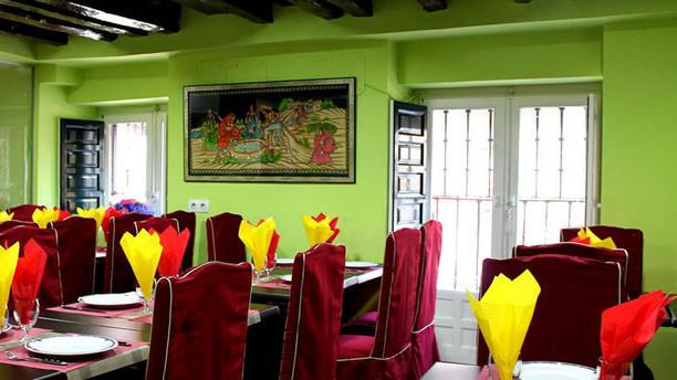 Sonali Indian Restaurant Vista sala