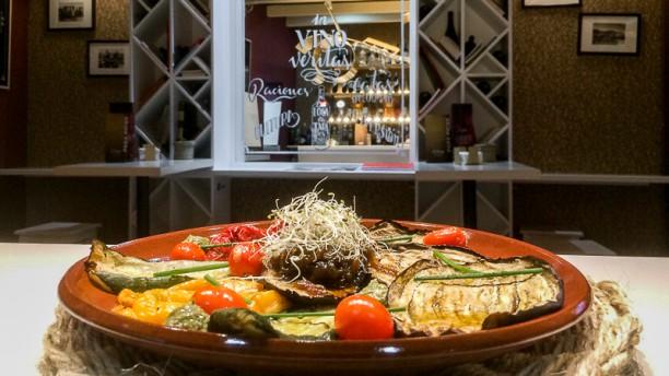 La Loca Juana Bar de Vinos - La Palma Sugerencia dle chef