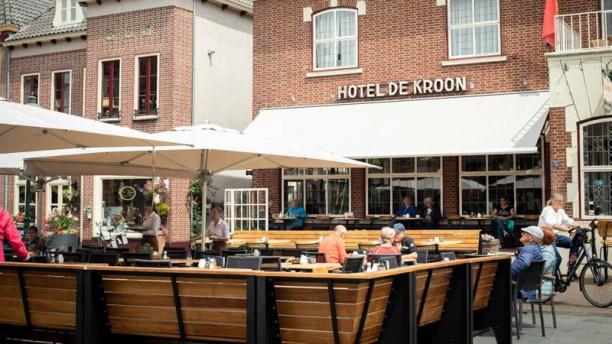 Restaurant de Kroon Terras