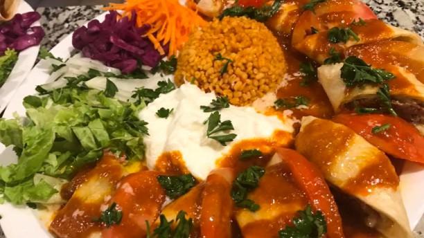 Istanbul Restaurant Suggestion de plat