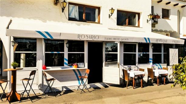 Restaurante Rosario Parrilla Argentina Vista entrada