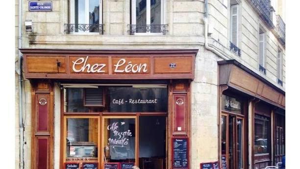 Chez Léon restaurant