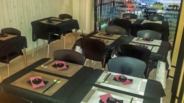 Sushi Chef Detalle mesa