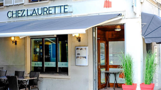 Chez Laurette entrée