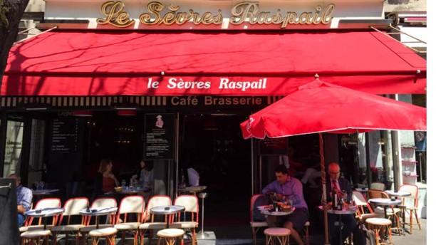 Le Sèvres Raspail devanture
