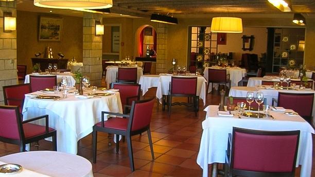 Argi Eder Salle du restaurant