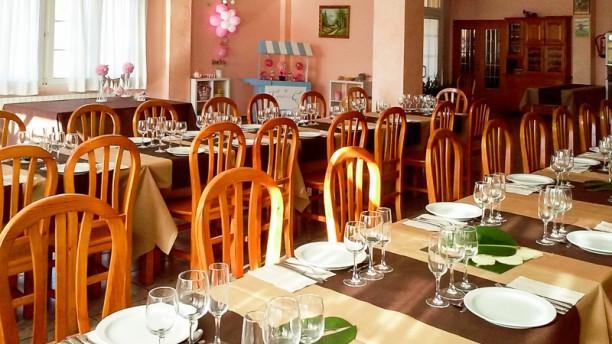 Restaurante Rosildos Vista sala