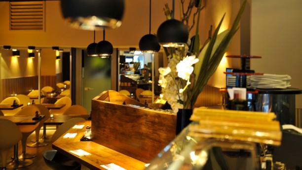 Tomo Sushi restaurantzaal